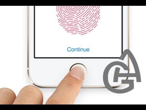 iPhone 5s Touch ID - полный обзор!