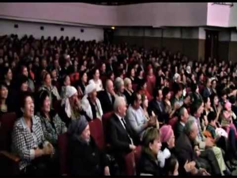 Qazaqistan Uyghur Tiyatiri Ziyaret Xatirisi ERK TV