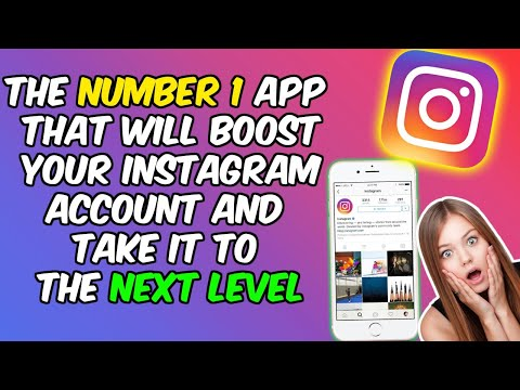 1 App That Will Boost Your Instagram And Take It To The Next Level 🔥