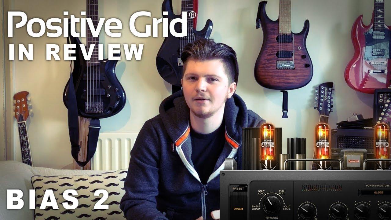 positive grid bias amp 2 in review youtube. Black Bedroom Furniture Sets. Home Design Ideas