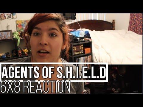 "Download Agents of S.H.I.E.L.D. 6x8 ""Collision Course (Part One)"" Reaction"