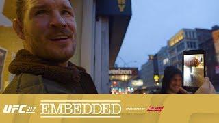 ufc 217 embedded vlog series episode 2
