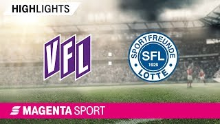 VfL Osnabrück - Sportfreunde Lotte | Spieltag 31, 18/19 | MAGENTA SPORT