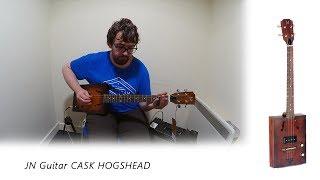 JN Guitar Cask Hogshead review