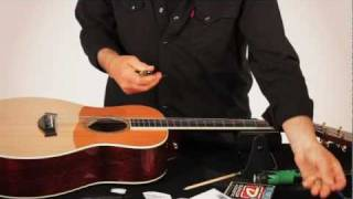 restring: with gary brawer - acoustic guitar