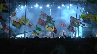 u2 live at glastonbury hd get on your boots