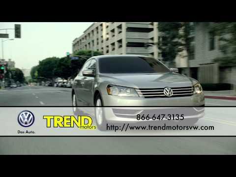 Volkswagen Passat - Trend Motors