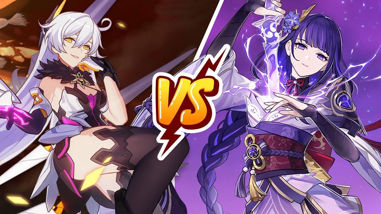 Genshin vs Honkai, Why Not Both