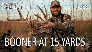 Gross Booner at 15 Yards, Creek Bottom Funnels | Chasing November S2E8