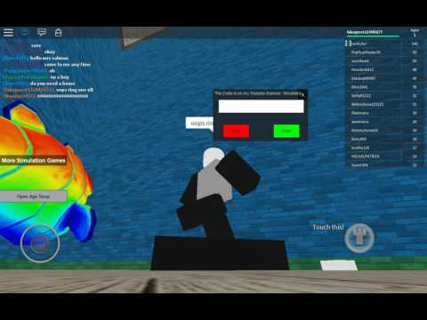 The code for roblox rainbow fish