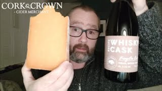 #190 Napton Cidery 'Kingston Black Whisky Barrel' and a Chunk of Red Leicster.