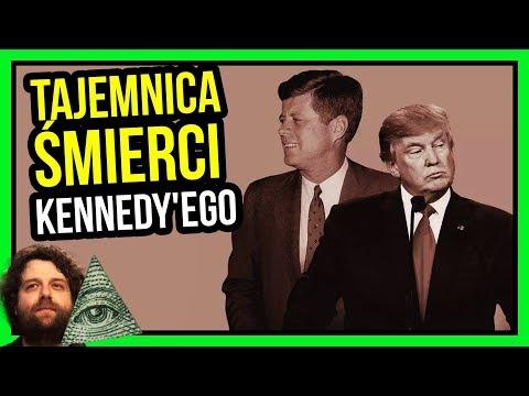 John F Kennedy Tajemnica Śmierci - Spisek FED CIA FBI czy KGB? Trump i Tajne Akta - Teorie Spiskowe