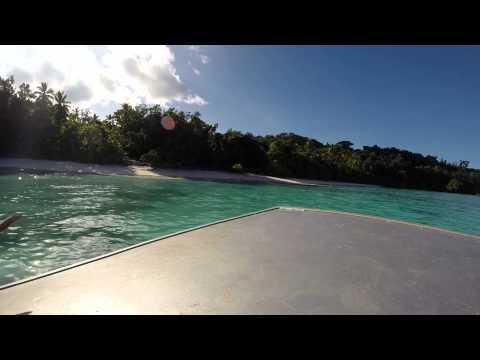 Wallis-et-Futuna : Journée à Alofi
