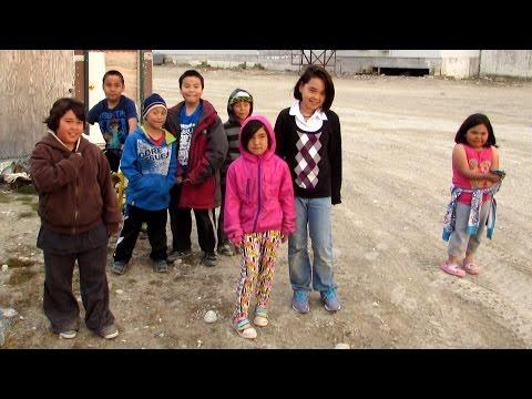 """5)Northwest Passage 2014 -Gjoa Haven, Przejście Północno Zachodnie """"Lady Dana 44"""""""