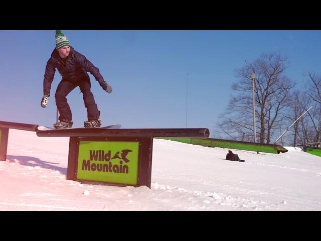 Wild Mountain Snowboarding 2018