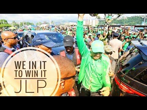 JLP WE IN IT TO WIN IT WESTMORELAND 🔔🔔🔔🔔