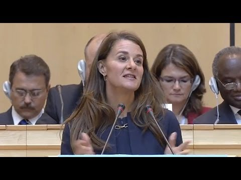 WHO: Melinda Gates speech - 67th World Health Assembly 20 Ma