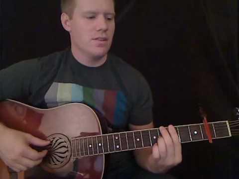 Garth Brooks - Friends In Low Places - GUITAR LESSON Pt 1