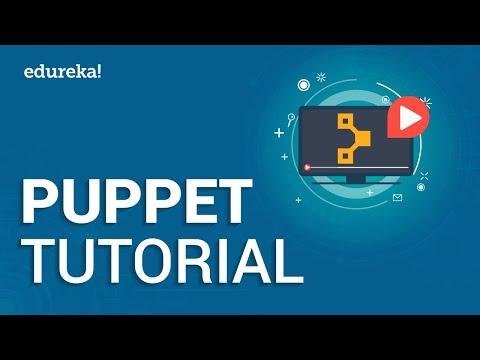 Puppet Tutorial for Beginners Part -1 | Puppet DevOps Tutorial | DevOps Tools | Edureka