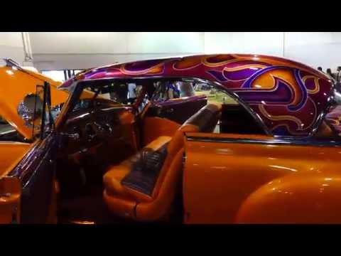 Lowrider Super Car Show Las Vegas 2015