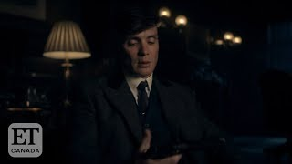 Cillian Murphy Talks The Possibility Of A 'Peaky Blinders' Movie