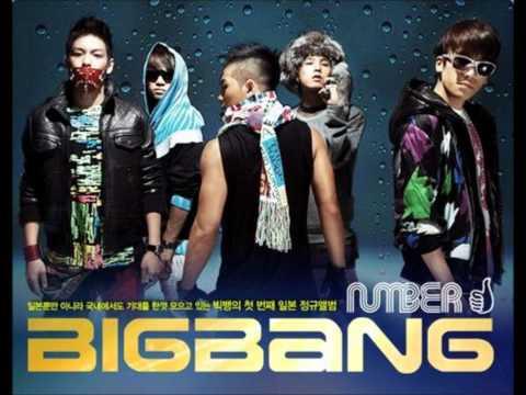 BIGBANG- Number 1