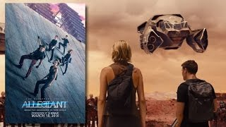 Allegiant first official poster and trailer released - Collider