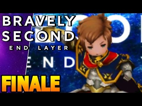 Bravely Second End Layer FINALE Final Boss Lord Providence Boss Battle Walkthrough Gameplay