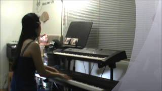 Unchained Melody - Righteous  Brother - Ghost Movie Soundtrack - ( Janet Triyarn Piano Cover )
