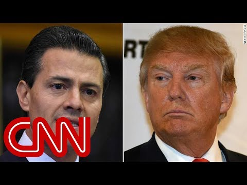 Mexico's President calls off White House visit after tense call with Trump