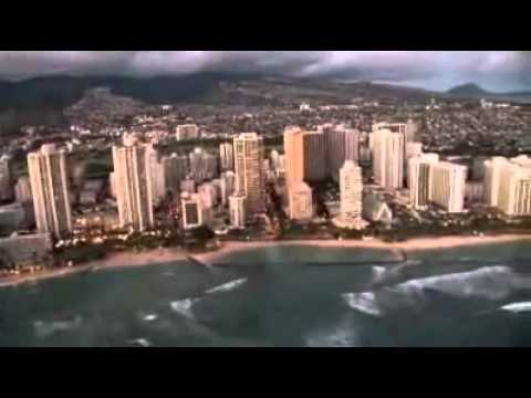 Honolulu City Lights Helicopter Tour Over Waikiki Beach