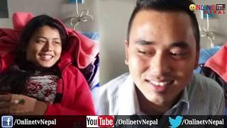 भूकम्पमा धरहराबाट सँगै खसेका जोडी मार्मिक कथा - Heart Touching Story Of couple