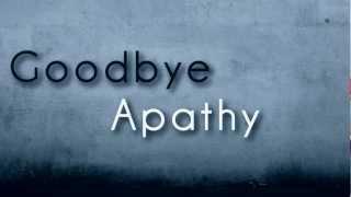 OneRepublic - Goodbye Apathy (Lyric Video)