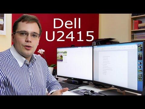 """Dell U2415 im Test: Preisbrecher mit 24"""" und 16:10 Seitenverhältnis"""