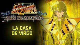 SAINT SEIYA: SOLDIER'S SOUL - PS4 (ESPAÑOL LATINO) / LA CASA DE VIRGO
