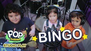 B-I-N-G-O | Pop Babies: Studio Play
