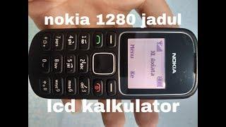 NOKIA 1280 GSM NOKIA JADUL MURAH NOKIA 1280 FULLSET NOKIA FM RADIO KUALITAS TERBAIK HP NOKIA SENTER