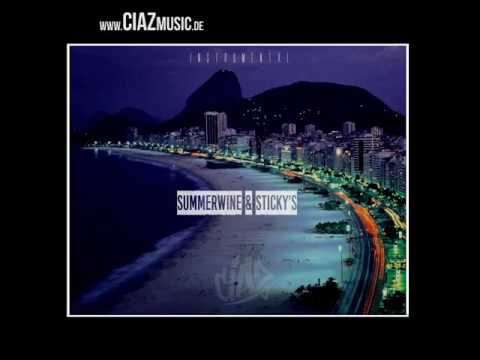 CIAZ - SUMMERWINE & STICKY'S (OFFICIAL INSTRUMENTAL)