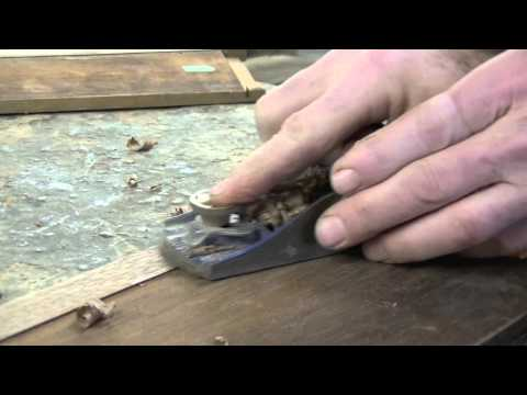 Repairing a Victorian Drawer Runner - Thomas Johnson Antique Furniture Restoration