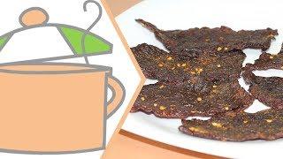 How to Make Kilishi (Nigerian Beef Jerky)