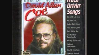 David Allan Coe - Roll Truck Roll