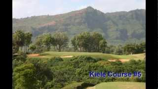 Kauai Lagoons Kiele Golf Course Review, Kauai Golf Tee Times and Golf Course Photos
