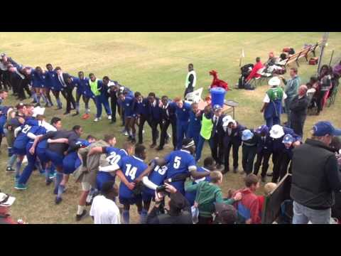 2016 - Peterhouse Boys - Support at Rugby vs St George