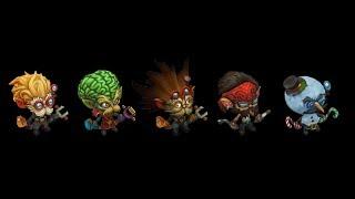 Heimerdinger Glitch or Bug (March 18th 2014) - New Heimerdinger Visual Update - League of Legends