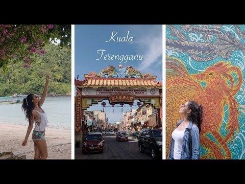Goodbye To Tenggol Island + Exploring Kuala Terengganu - Malaysia