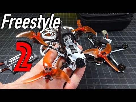 Фото Emax TinyHawk Freestyle 2 Review