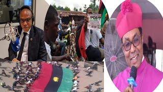 Archbishop Chukwuma Gives Strong Prophecy, Says That Nnamdi Kanu/IPOB Is The Only Savior Of Umu Igbo