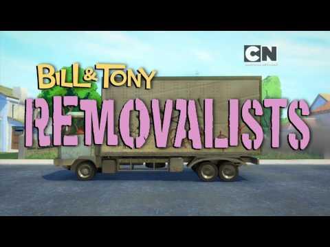 Bill & Tony  Removalists Original Short