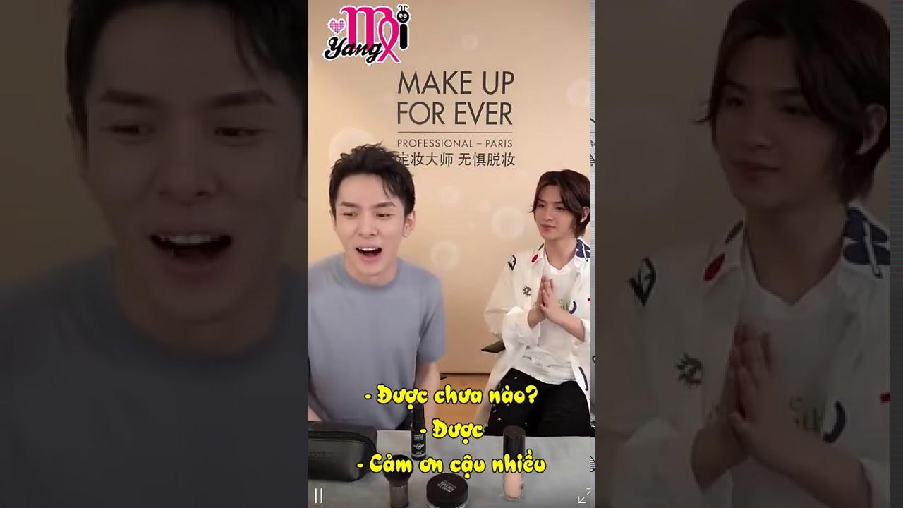 [VIETSUB] [YMFC SUBTEAM] HOÀNG MINH HẠO KHEN DƯƠNG MỊCH DỊU DÀNG