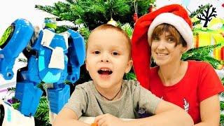 Смотри видео #Челлендж и получай игрушки #Hasbro (Хасбро). Новогоднее видео Капуки Дети и родители .